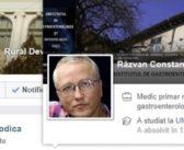Mal praxis pe Facebook. Constantinescu vs Constantinescu